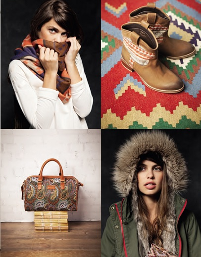 quiero la nueva colección de springfield otoño invierno 2014 al completo
