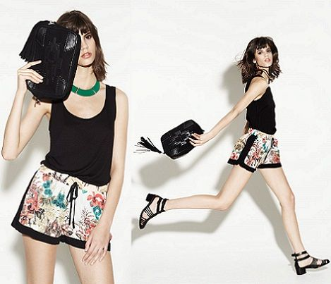 lookbook stradivarius abril 2013