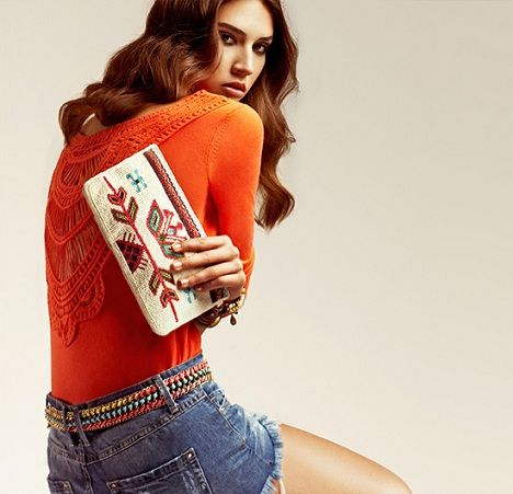 stradivarius marzo 2013 lookbook