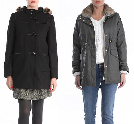 abrigos de tintoretto otoño invierno 2013 2014