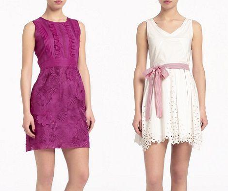 vestidos de tintoretto primavera verano 2013