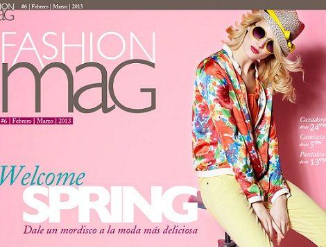 catalogo venca primavera 2013