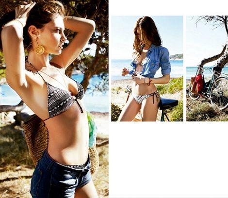 catálogo de bikinis women secret primavera verano 2013