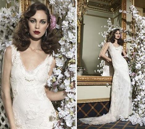 yolan cris vestidos de novia colección 2014 – catálogos de moda