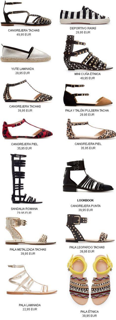 zapatos de zara primavera verano 2013
