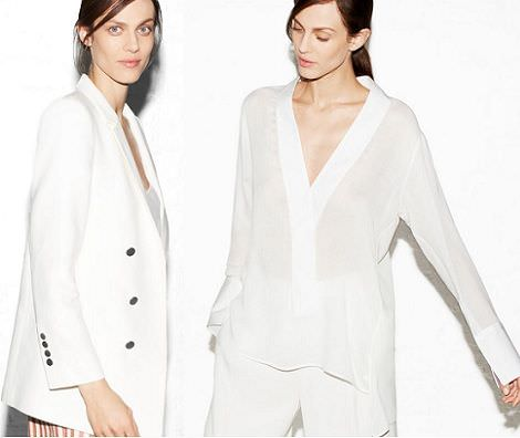 zara lookbook abril 2013