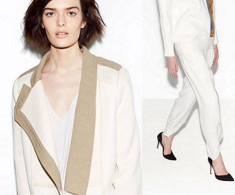 zara lookbook febrero 2013