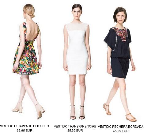 Descubre la última moda de Zara para primavera verano 2013