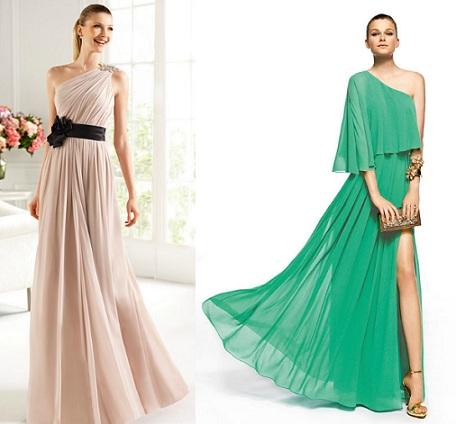 e2abba9fd Muchos de estos vestidos de fiesta nos los presentan con un movimiento  espectacular que nos deja